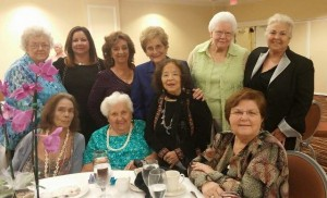 Sacred Heart CCW Ladies at 2015 DCCW Convention