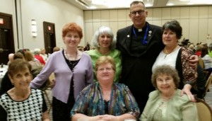 NCCW Convention, Saturday Dinner, September 12, 2015