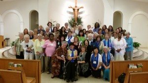 Our Lady of Grace Conference Group Picture October 10, 2015