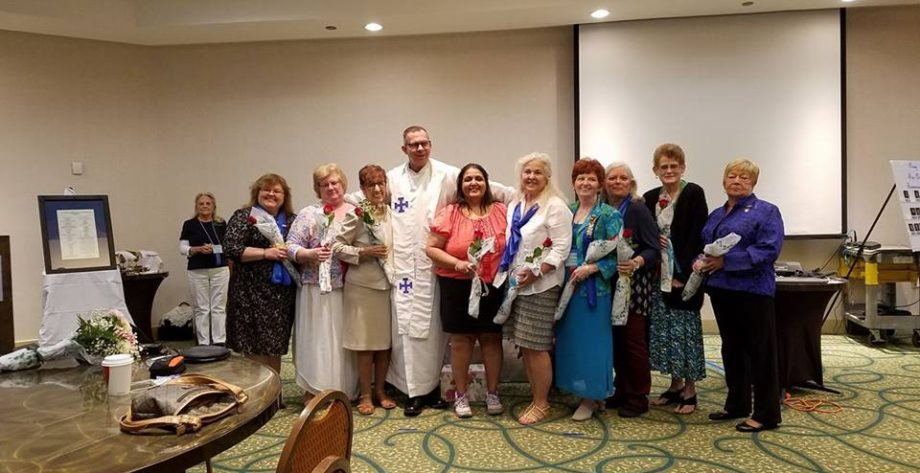 Installation of New Officers for St Petersburg Diocesan Council of Catholic Women