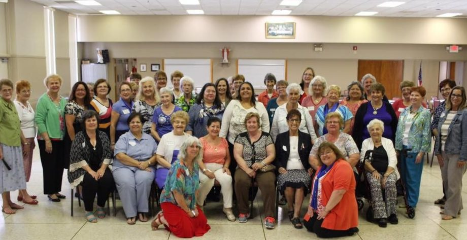 ST. PETERSBURG DIOCESAN COUNCIL OF CATHOLIC WOMEN SUMMER WORKSHOP 2017